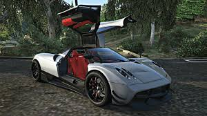 pagani gta 5 gta 5 pagani huayra tunable youtube