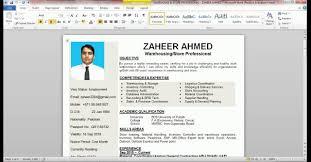 Resume Sample Painter by Download Making A Resume On Word Haadyaooverbayresort Com