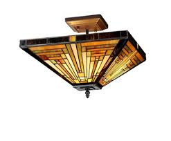Craftsman Style Ceiling Light Mission Style Ceiling Lights R Lighting