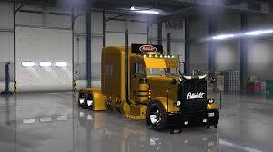 peterbilt air cleaner lights peterbilt 389 v 1 12 for ats euro truck simulator 2 mods