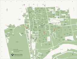 Boston College Campus Map by Travel To Princeton Codas Hep