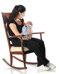 Rocking Chairs For Nursing Mothers New Moms And That All Important Rocking Chair
