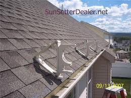 Sunsetter Retractable Awning Prices Installing Roof Brackets