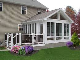 fiesta factory direct for a spaces with a sunroom and cathedral