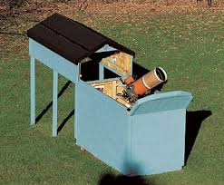 How To Build A Simple Storage Shed by How To Make A Home Observatory In Your Own Backyard