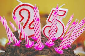 25th birthday card quotes quotesgram birthday cakes unique 25 year birthday cake 25 year birthday cake