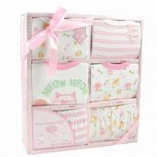 baby gift sets china baby gift set baby clothes set with 6 pieces on global sources