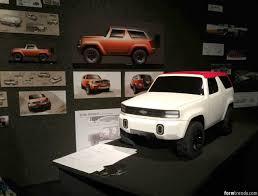 bronco prototype ford bronco concept by art center grad jonathan fan