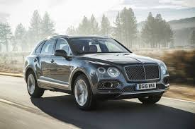 2017 bentley bentayga trunk 2017 bentley bentayga vin sjaac2zv7hc015094