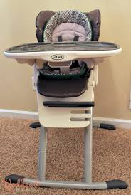 Graco High Chair A Look At The Graco Swivi Seat Highchair