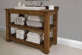 Bathroom Vanity Bathroom Vanity Rustic Top Easy Ideas Pertaining To Decor