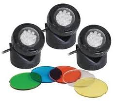 Submersible Pond Lights Pond Lights Ebay