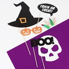 Halloween Photo Booth Props Dressing Up Photobooth Kit Magic Children U0027s Birthday My