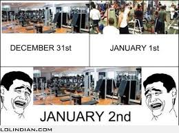 New Years Gym Meme - gym on new year day lol indian funny indian pics and images