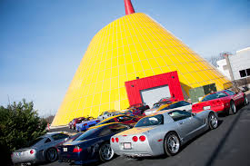 where is the national corvette museum exhibit celebrates 30 years of callaway corvettes national
