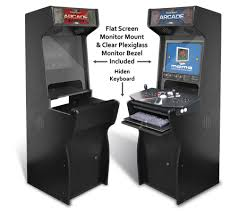 cabinet for pc arcade cabinet for the x arcade tankstick xtension arcade cabinet