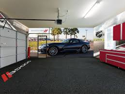 Custom Fatheads Wall Stickers Dodge Customizes Garage Interiors With Giant Fathead Graphics