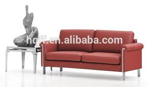 S Simple Design Stainless Steel Frame Office Sofa Set Buy - Steel sofa designs