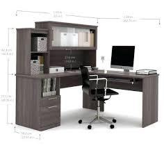 L Computer Desks L Computer Desk Prestige L Shaped Desk And Hutch Computer Desk
