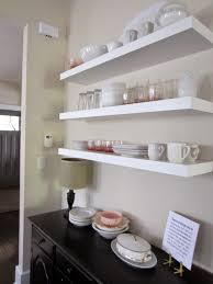 Have Mercy Floating Shelves Dream Come True - Floating shelves in dining room
