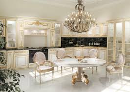 marmorplatte küche küche in weiß und gold bemalt marmor schwarz tops idfdesign