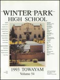 winter high school yearbook explore 1993 winter park high school yearbook winter park fl