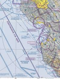 San Francisco Pier Map by Monterey Bay Overflight Regulations Office National Marine