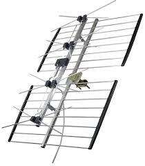 Hd Antenna Map Channel Master 4221hd Directional Outdoor Rooftop Tv Antenna At