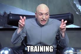 Training Meme - training training make a meme