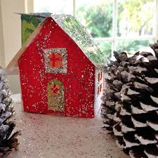 Winter House Decoration Game - december 3 u2013 a historic holiday pomanders putz houses and