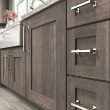 kitchen cabinets with silver handles what s trending in metal finishes and hardware byhyu 144