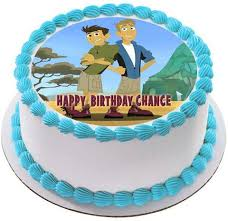 edible images for cakes kratts characters edible cake or cupcake topper edible