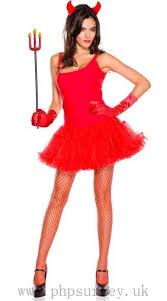 Womens Devil Halloween Costumes Uk Devil Costumes Women Clothing Dresses Fashion Shoes