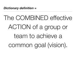 team spirit the we concept