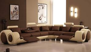 ebay brown leather sofa sofa wonderful chocolate brown sofa living room ideas brown