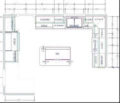luxury kitchen floor plans luxury kitchen floor plans kitchen layout with island brilliant