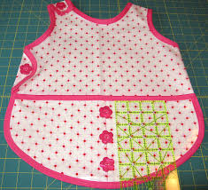 toddler u0027s laminated cotton project apron sew4home