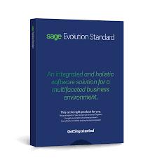 sage evolution erp standard vs enterprise end 2 end business