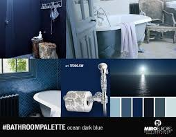 miro europe color palette blue ocean tiffany shower and bathroom