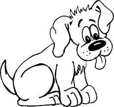 coloring pages of puppies 2334 pics to color coloring pinterest