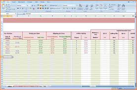 Mortgage Calculation Spreadsheet 5 Software Inventory Spreadsheet Excel Spreadsheets Group