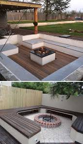 Starting A Fire Pit - 21 awesome sunken fire pit ideas to steal for cozy nights sunken
