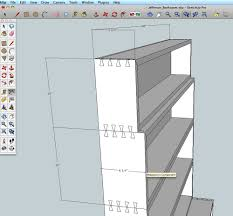 how to design a house in sketchup add dimensions to a sketchup model popular woodworking magazine