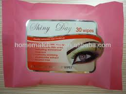 30wipe eyelid tattoo removal eyelid cleaning wet wipes eye makeup