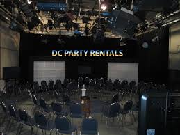 party rentals dc audio visual rentals dc