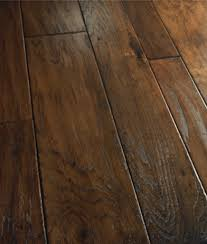 scraped hardwood flooring
