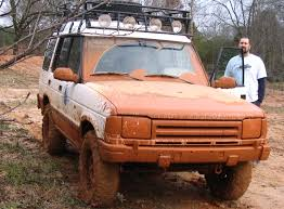 land rover mud rustedjunk u0027s land rover discovery sd readers rides