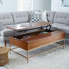 Flip Up Coffee Table Multipurpose U0026 Convertible Furniture U2014 Small Space Solutions