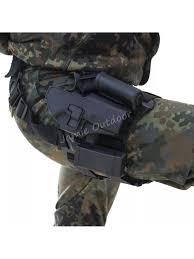 glock 17 holster black hawk cqc leg holster military tactical