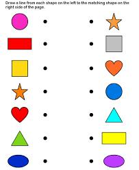 shapes worksheets for preschool free worksheets library download